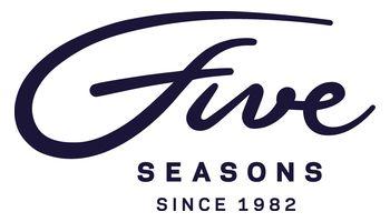 FIVE seasons Logo