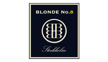 BLONDE NO. 8 Logo