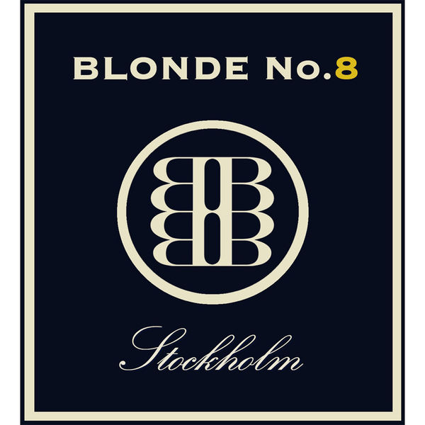 BLONDE NO. 8 Logo