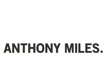Anthony Miles. Logo