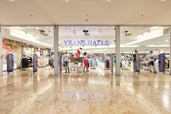 Yeans Halle Jeans Denim In Karlsruhe Ettlinger Tor Platz