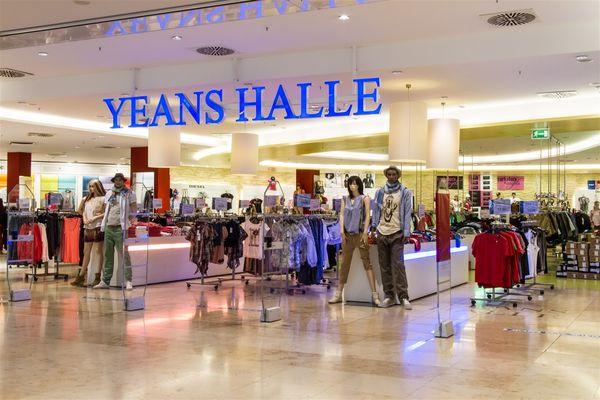 YEANS HALLE