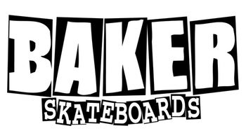 BAKER SKATEBOARDS Logo