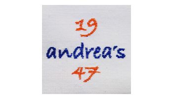 19 andrea's 47 Logo