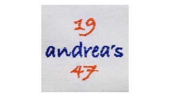 19 andrea's 47 Logo