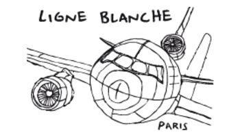 LIGNE BLANCHE Logo