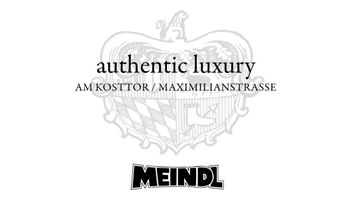 MEINDL authentic luxury Logo