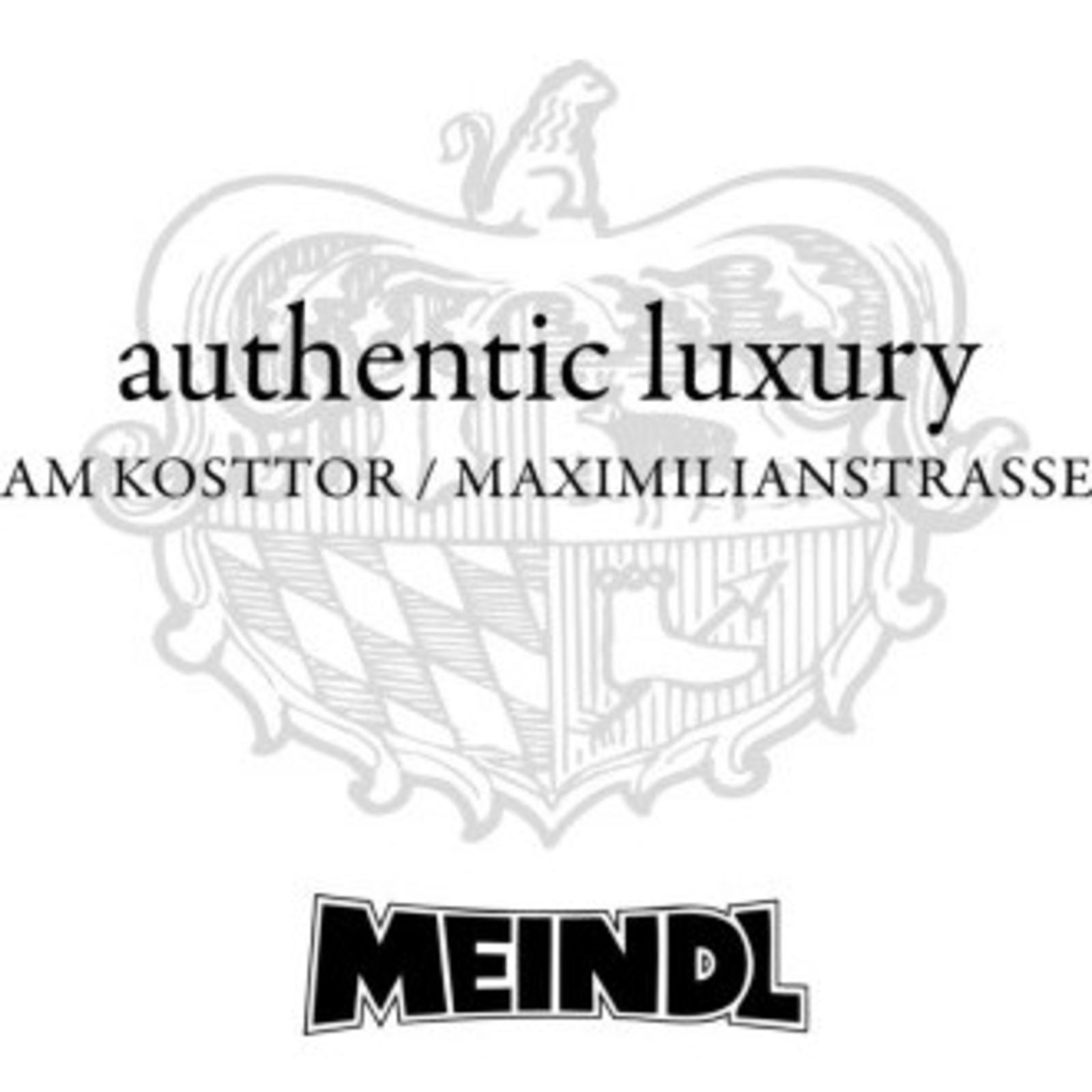 MEINDL authentic luxury