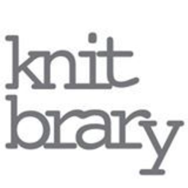 KNIT BRARY Logo