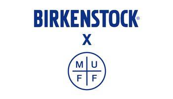 BIRKENSTOCK x Patrik Muff Logo