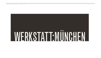 WERKSTATT MÜNCHEN Logo