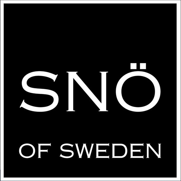 SNÖ OF SWEDEN Logo