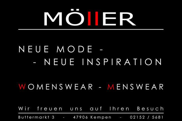 MÖllER Womenswear - Menswear
