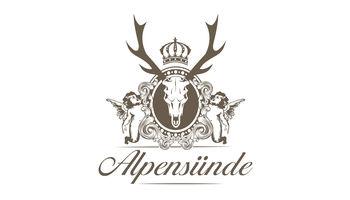 Alpensünde Logo