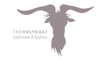 THE HOLY GOAT Logo