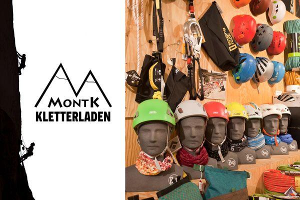 Mont K Kletterladen
