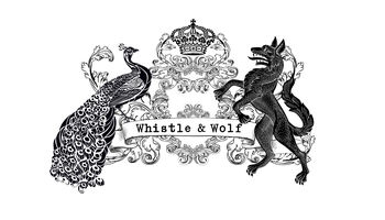 Whistle & Wolf Logo