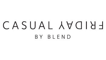 CASUAL FRIDAY by BLEND Logo