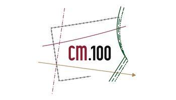 cm.100 Logo