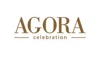 AGORA celebration Logo