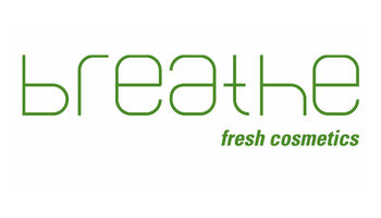 BREATHE fresh cosmetics Logo