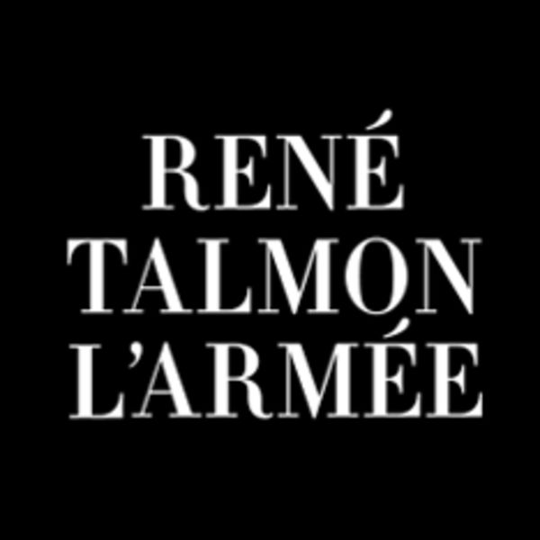 RENÉ TALMON L'ARMÉE Logo