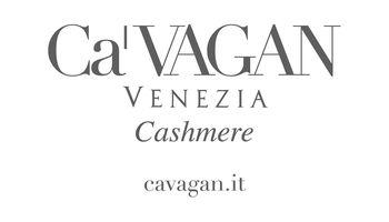 Ca'VAGAN VENEZIA cashmere Logo