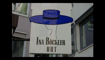 Ina Böckler Logo