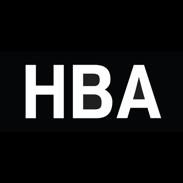 HBA HOOD BY AIR Logo