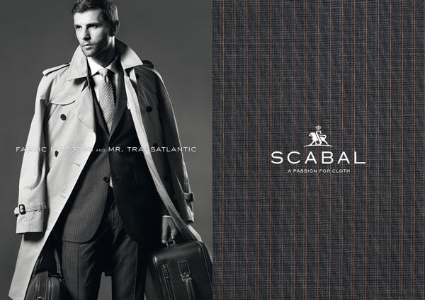 Mr. Transatlantic Scabal