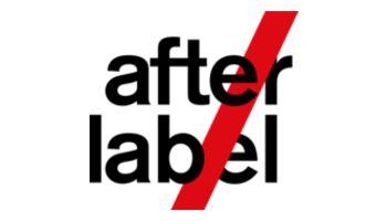 afterlabel Logo