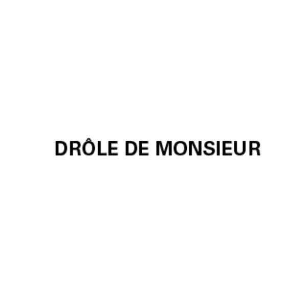 Drôle de Monsieur Logo