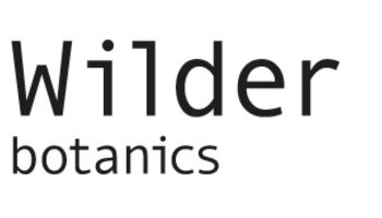 Wilder Botanics Logo
