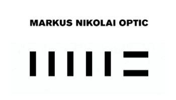 MARKUS NICOLAI OPTIC Logo