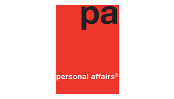 personal affairs Logo