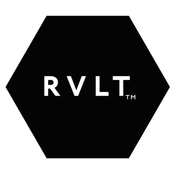 RVLT™ / REVOLUTION Logo