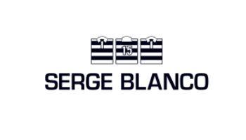 SERGE BLANCO Logo
