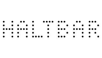 HALTBAR Logo