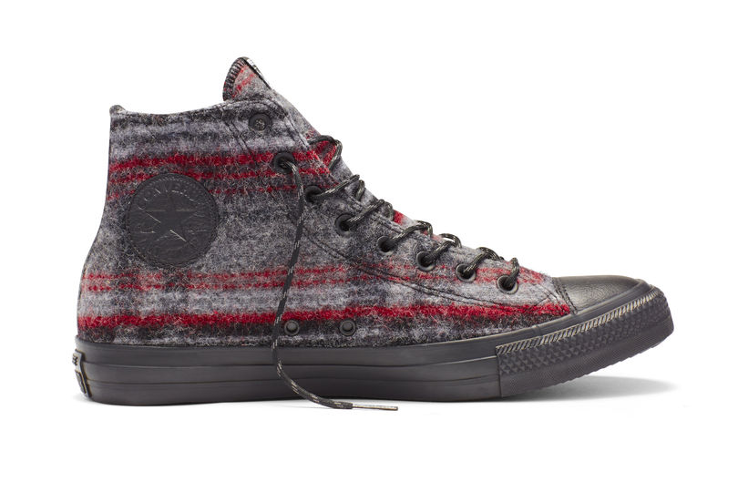 CONVERSE | CHUCK TAYLOR ALL STAR WOOLRICH (Image 3)