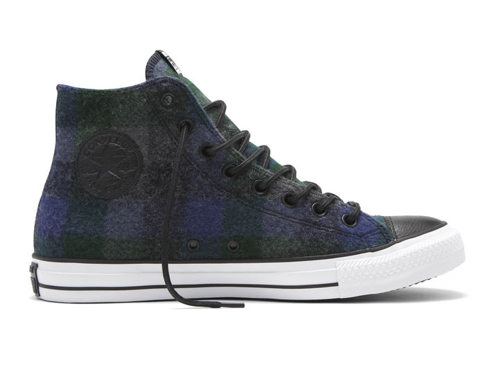 CONVERSE | CHUCK TAYLOR ALL STAR WOOLRICH (Image 4)
