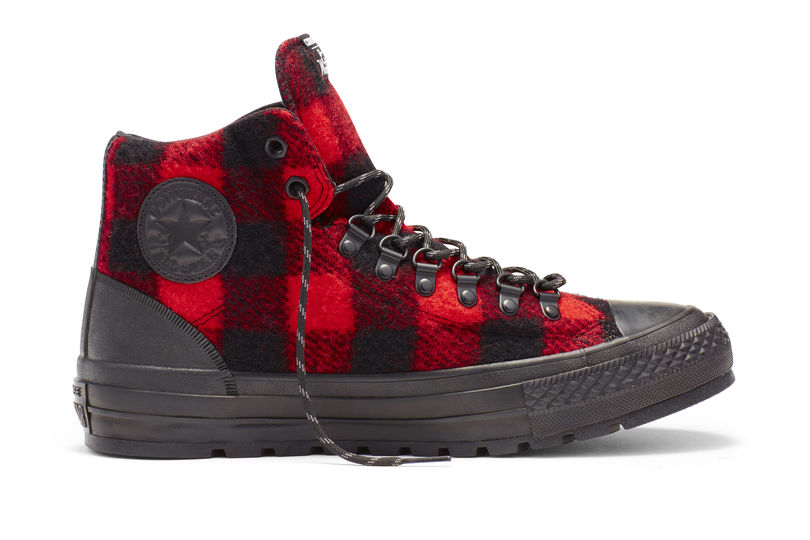 CONVERSE | CHUCK TAYLOR ALL STAR WOOLRICH (Image 5)
