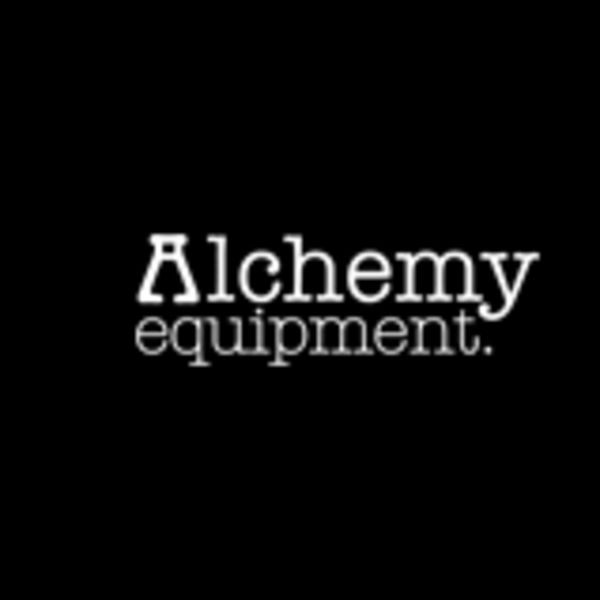 Alchemy equipment. Logo