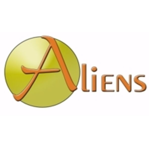 Aliens Outdoor Logo