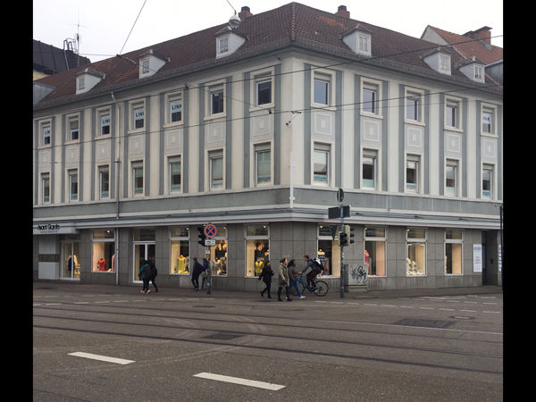 Avant Garde Exclusive Karlsruhe Eingang Karlstrasse / Amalienstrasse 19