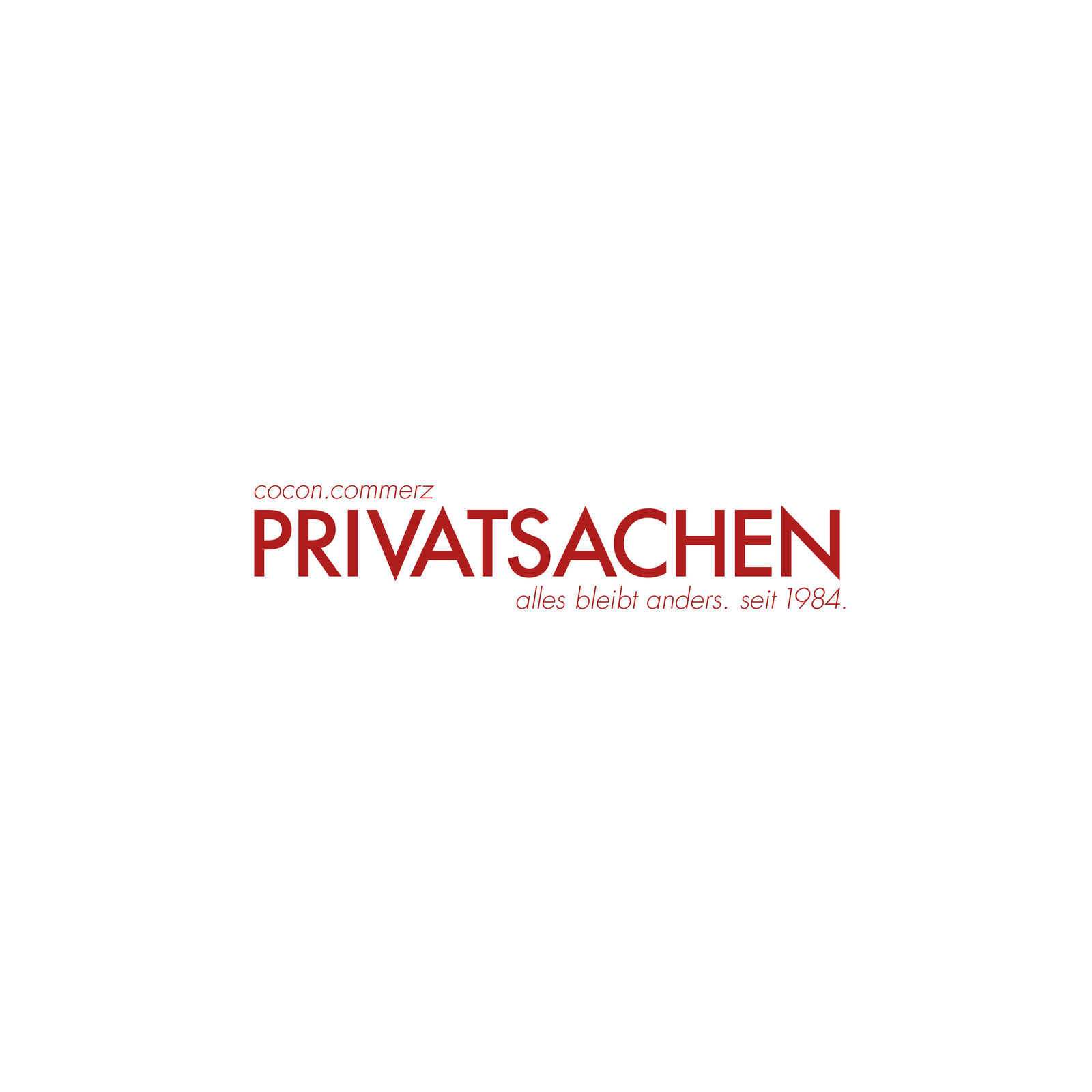cocon.commerz PRIVATSACHEN