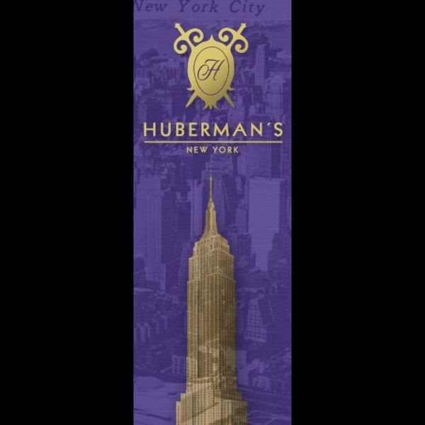 Huberman's New York Logo