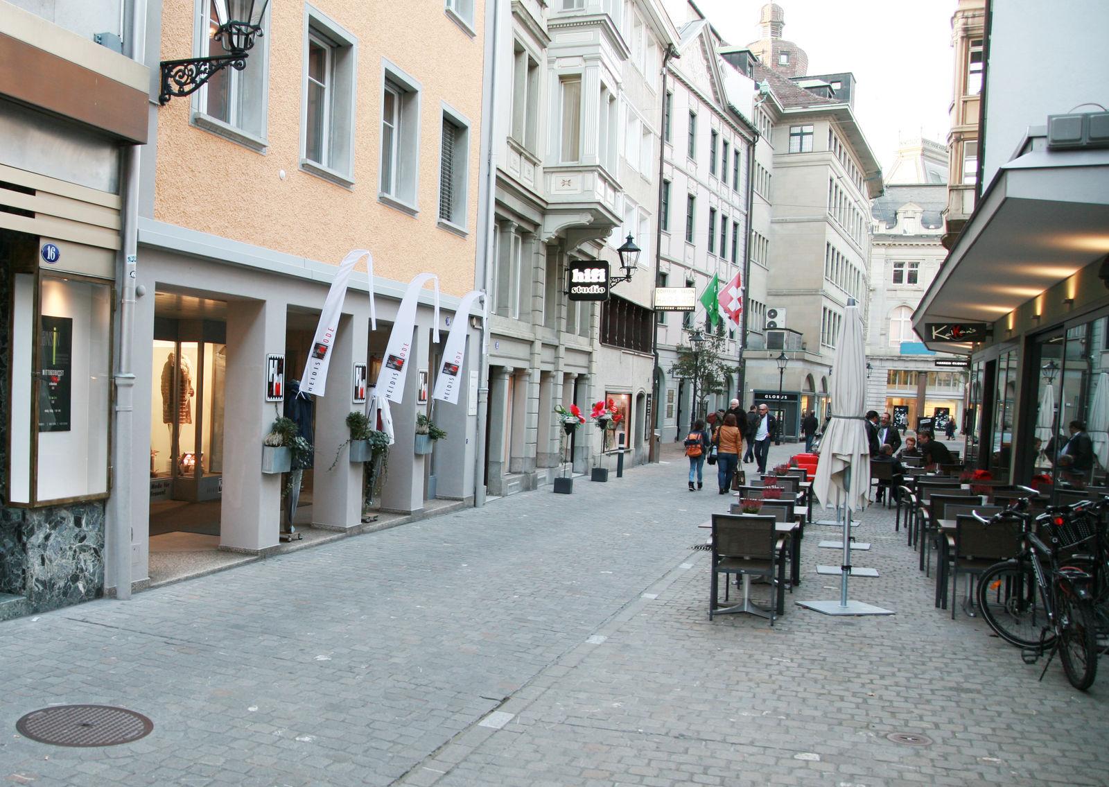 Heidis Mode - grosse Grössen in St. Gallen (Bild 3)