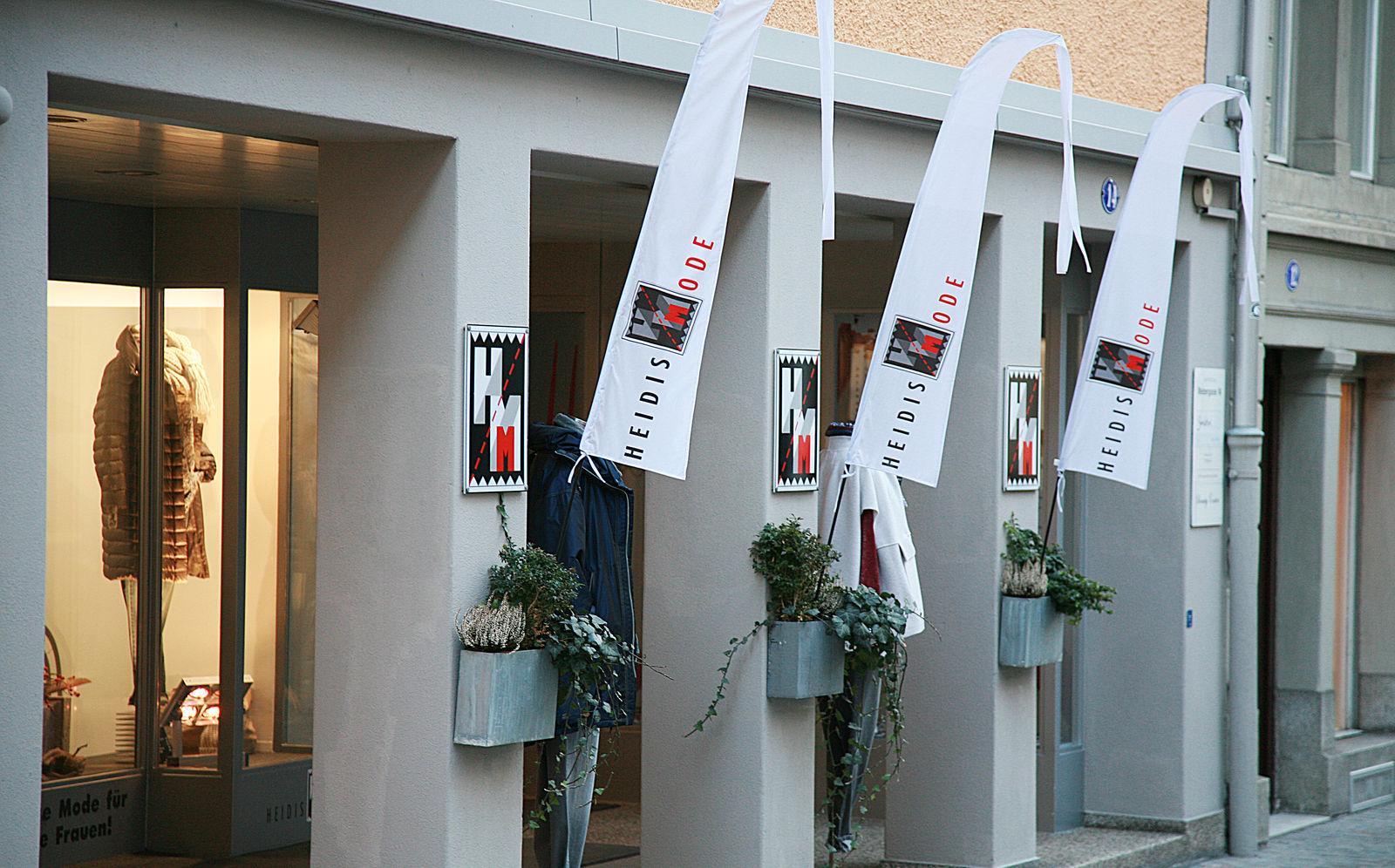 Heidis Mode - grosse Grössen in St. Gallen (Bild 4)