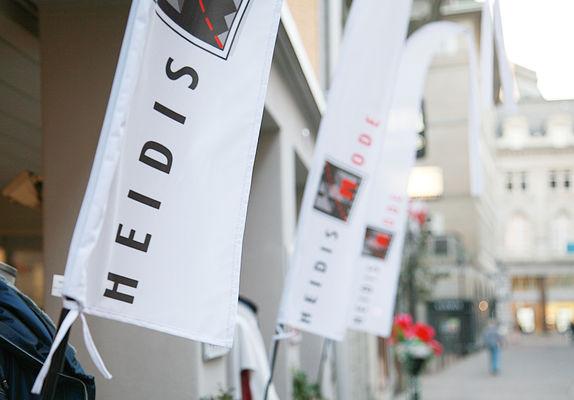 Heidis Mode - grosse Grössen