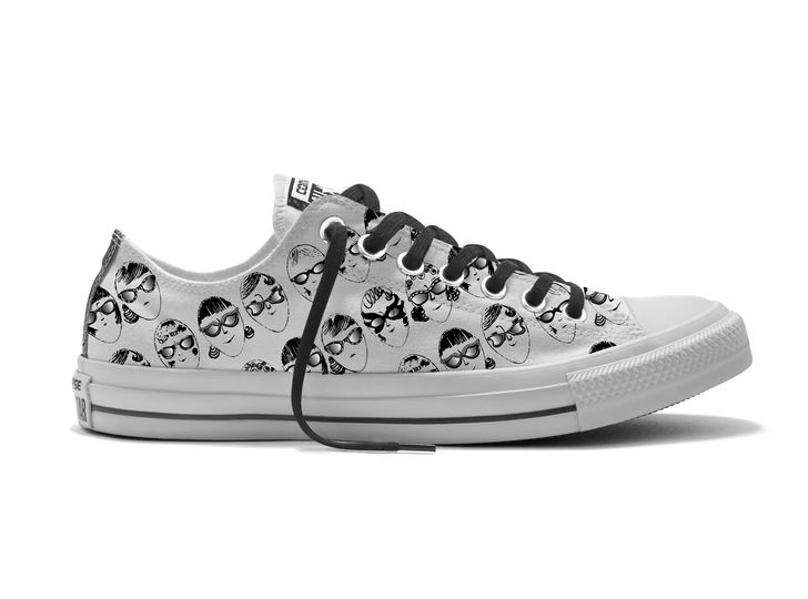 CONVERSE | CHUCK TAYLOR ALL STAR ANDY WARHOL (Image 8)
